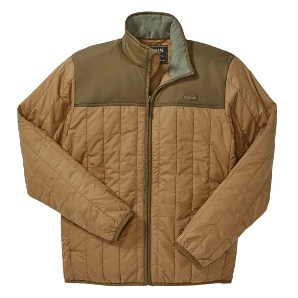 Filson Ultralight Jacket Dark Tan
