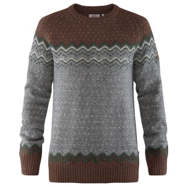 Fjallraven Ovik Knit Sweater Autumn Leaf
