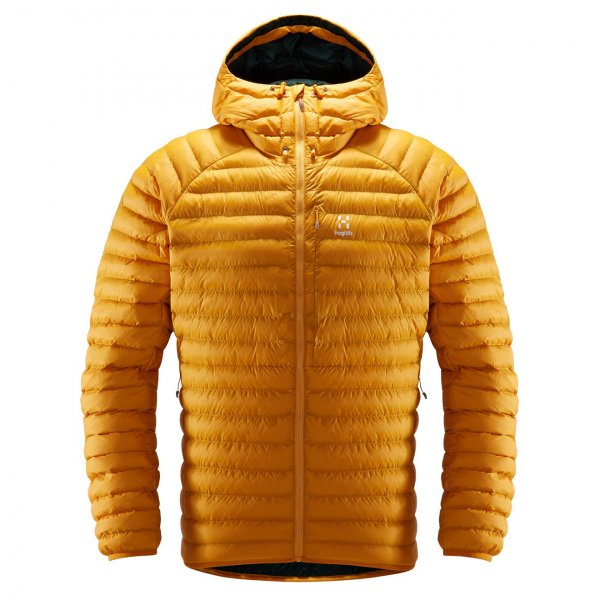 Haglofs Essens Mimic Jacket Desert Yellow / Mineral