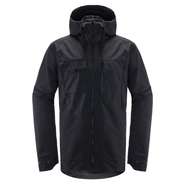 Haglofs Jagra Jacket True Black