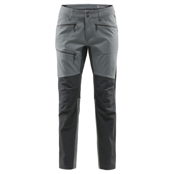 Haglofs Rugged Flex Pant Magnetite / True Black