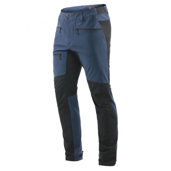 Haglofs Rugged Flex Pant Tarn Blue / True Black