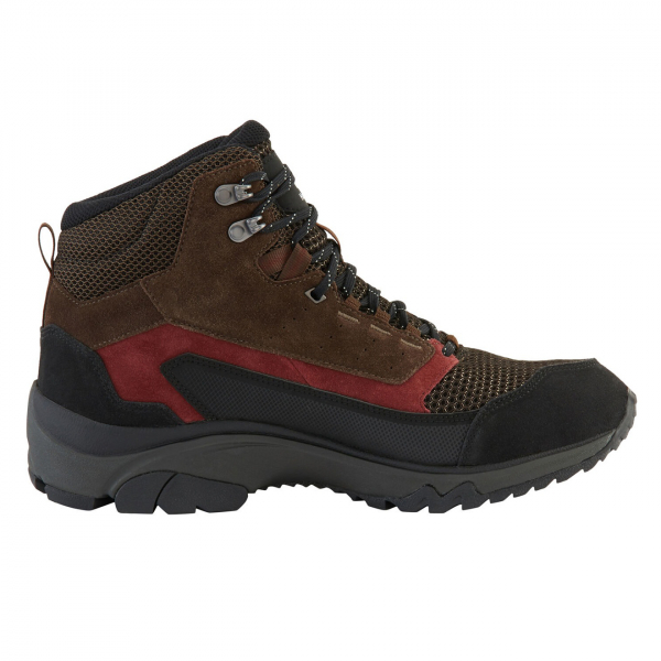 Haglofs Skuta Mid Proof Eco Walking Boot Barque / Maroon Red