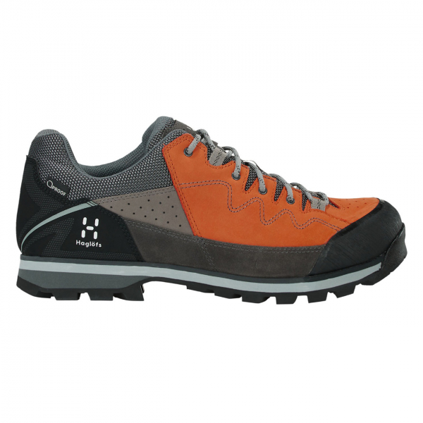 Haglofs Vertigo Proof Eco Walking Shoe Burnt Orange
