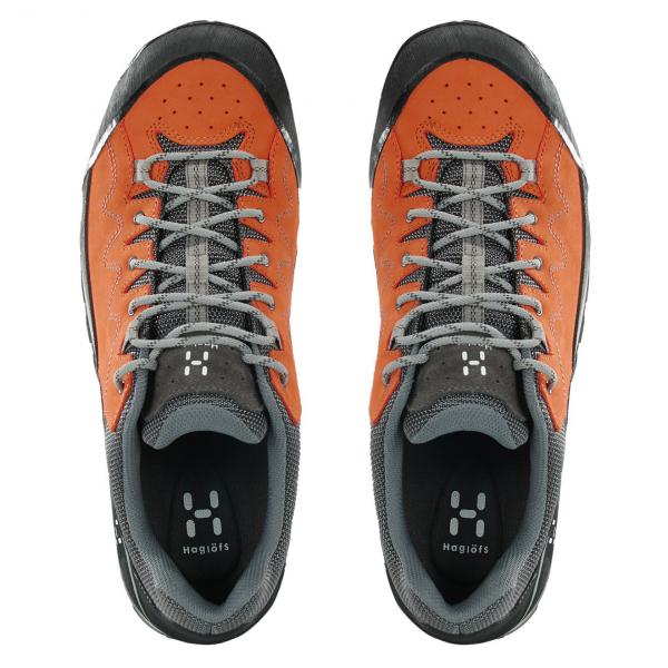 Haglofs Vertigo Proof Eco Walking Shoe Burnt Orange