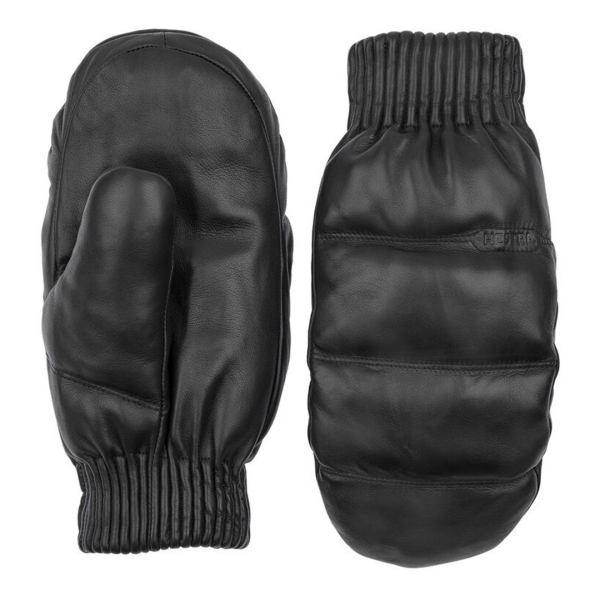 Hestra Valdress Mitt Black