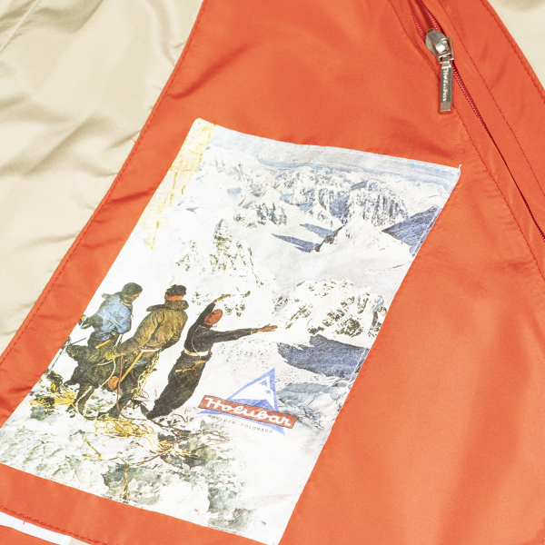 Holubar Boulder Jacket Dark Orange