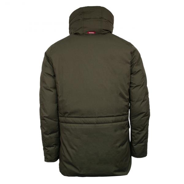 Holubar Boulder Snaps Jacket Military Olive