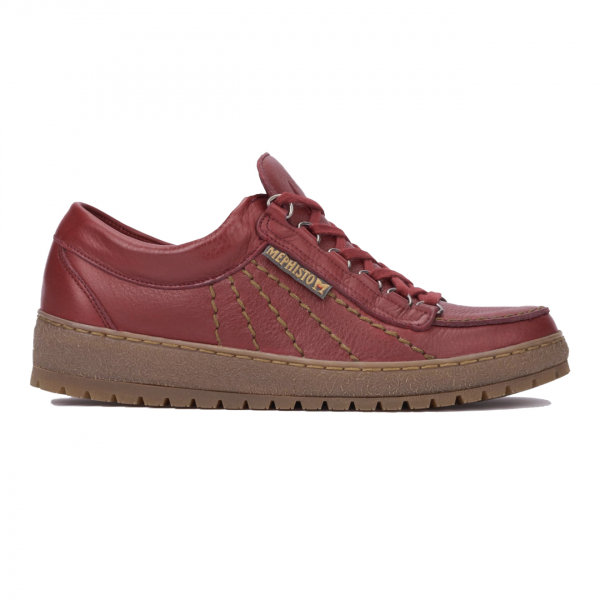 Mephisto Rainbow Oregon Shoe Oxblood
