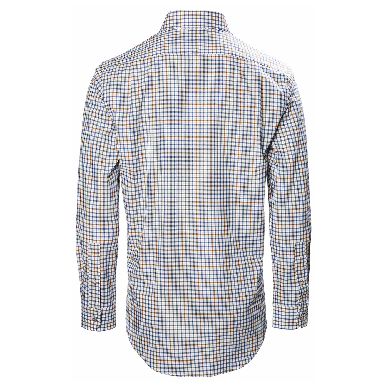 Musto Classic Button Down Shirt Keldy Blue JANUARY SALE!
