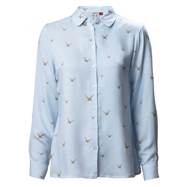 Musto Womens Country Pattern Shirt Barn Owl