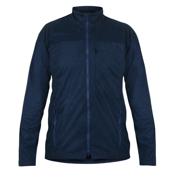 Paramo Bentu Fleece Jacket Cobalt Marl