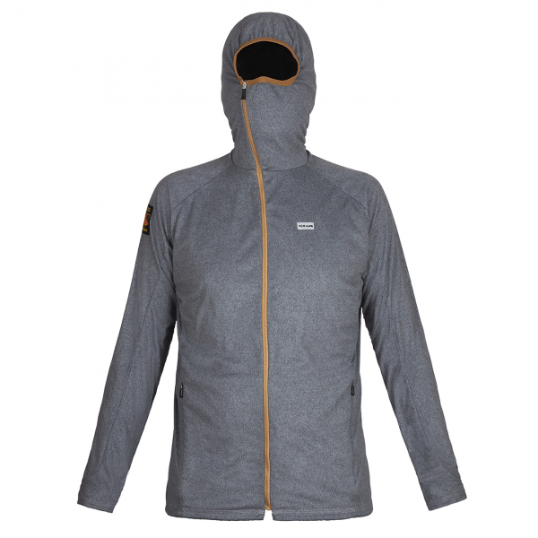 Paramo Ostro Fleece Jacket Steel Marl