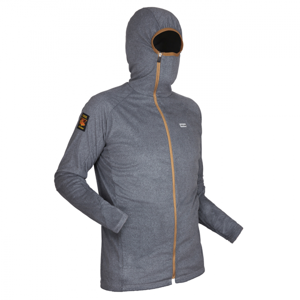 Paramo Ostro Fleece Jacket Steel Marl