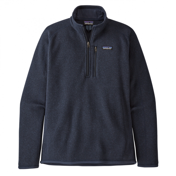 Patagonia Better Sweater 1/4 Zip New Navy