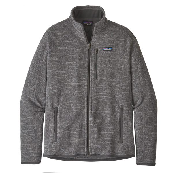 Patagonia Better Sweater Jacket Nickel