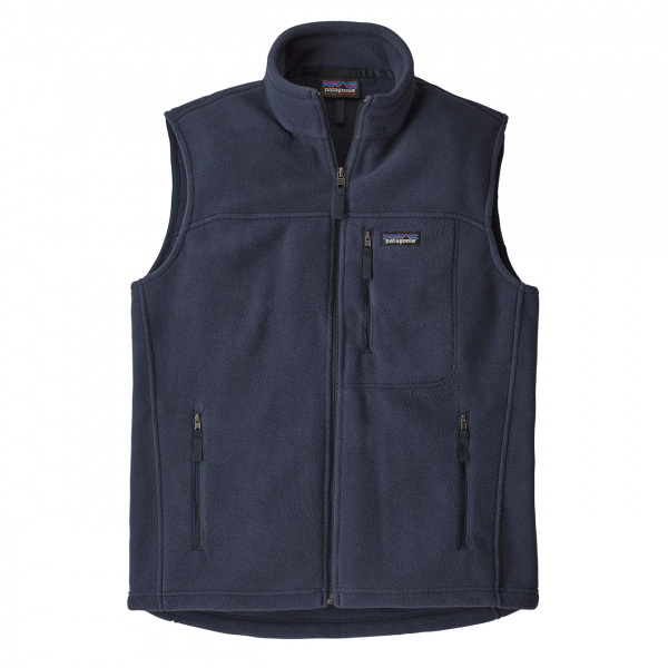Patagonia Classic Synchilla Fleece Vest New Navy