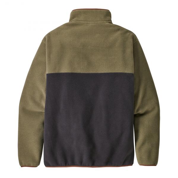 Patagonia Lightweight Synchilla Snap-T Pullover Fleece Sage Khaki