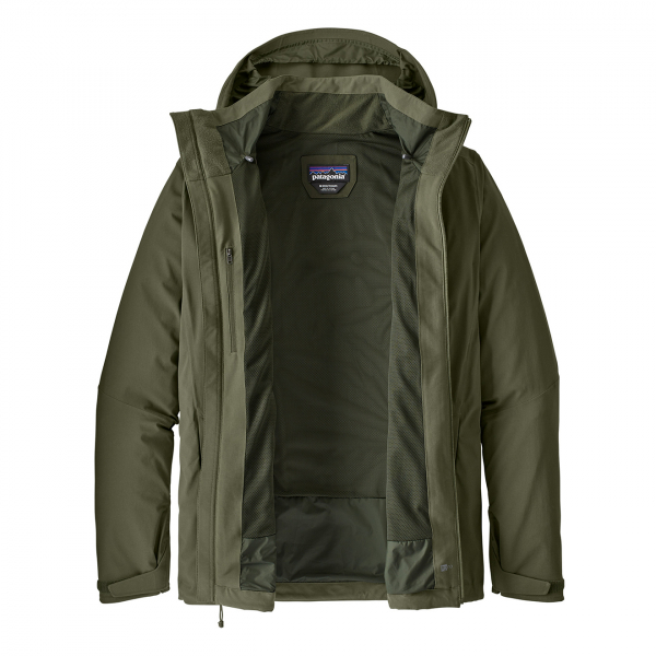 Patagonia Quandary Jacket Alder Green