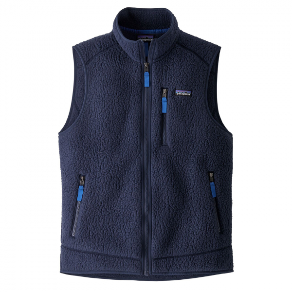 Patagonia Retro Pile Vest New Navy