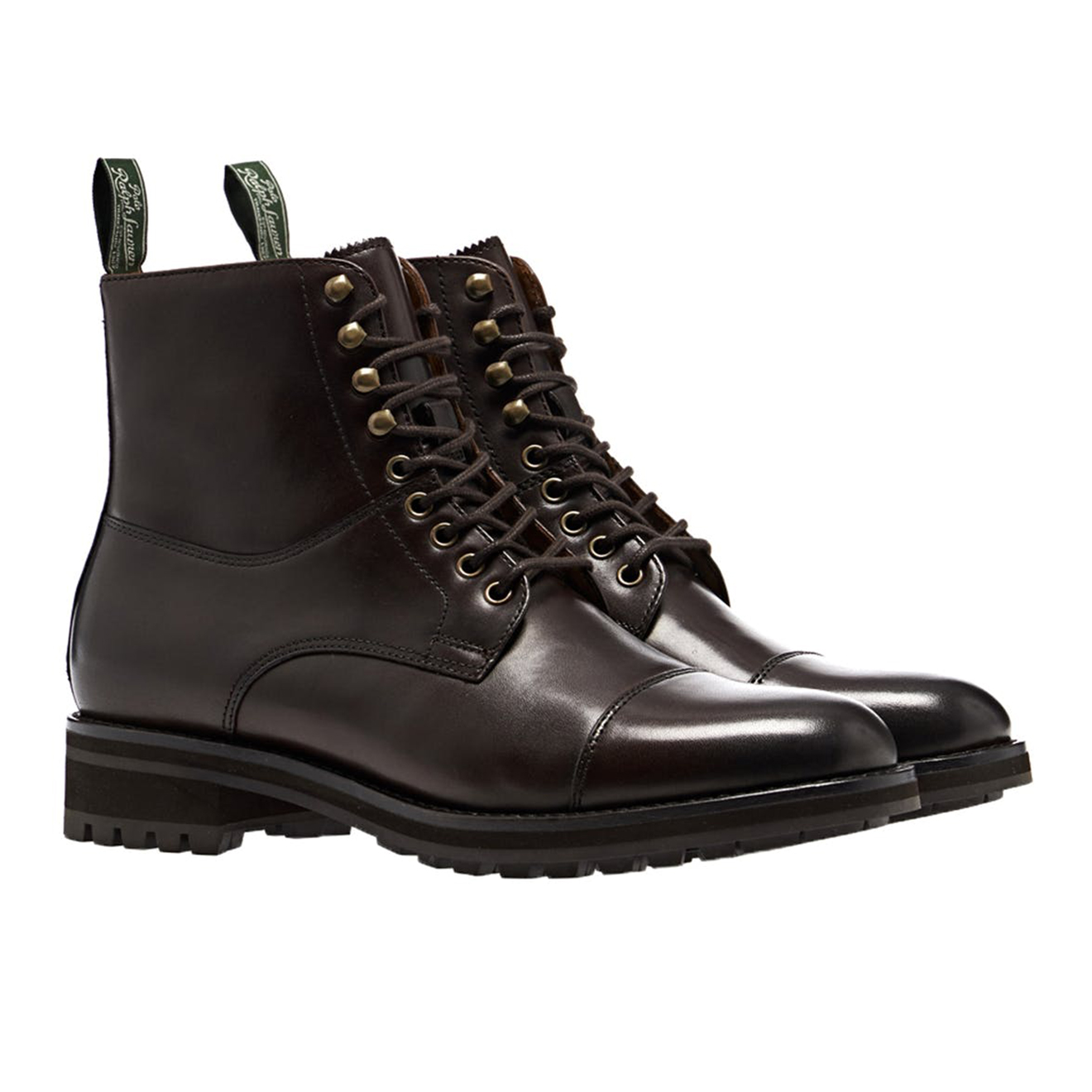 great deals 2017 top-rated latest numerousinvariety Polo Ralph Lauren Bryson Casual Boot Dark Brown - The Sporting Lodge