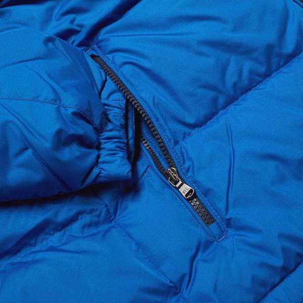 Polo Ralph Lauren Water Repellent Down Jacket Blue Saturn