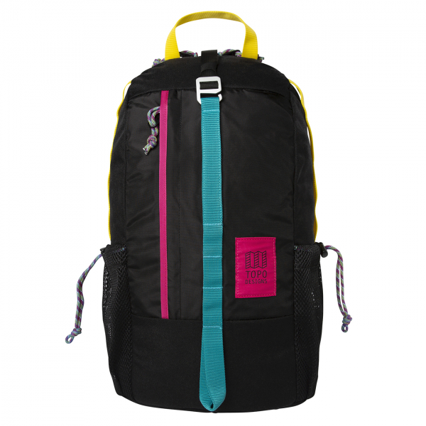 Topo Designs Backdrop Bag Black