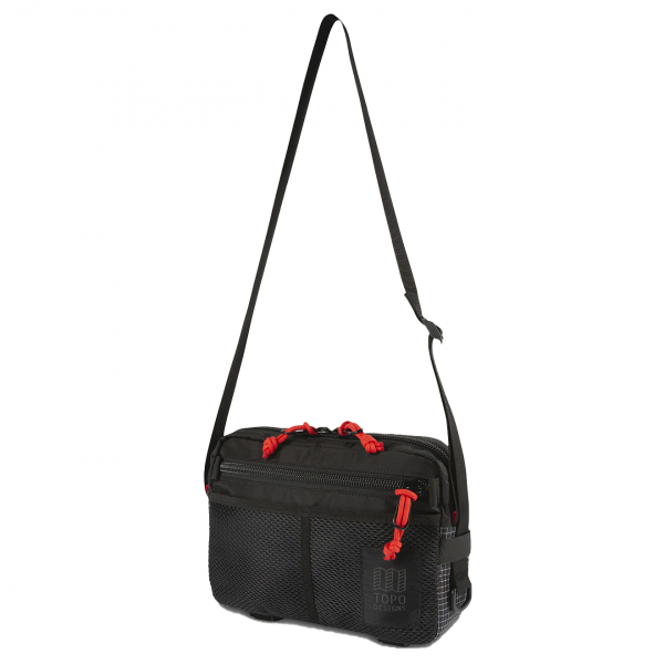 Topo Designs Block Bag Black