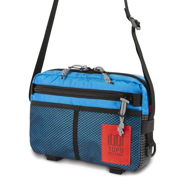 Topo Designs Block Bag Blue