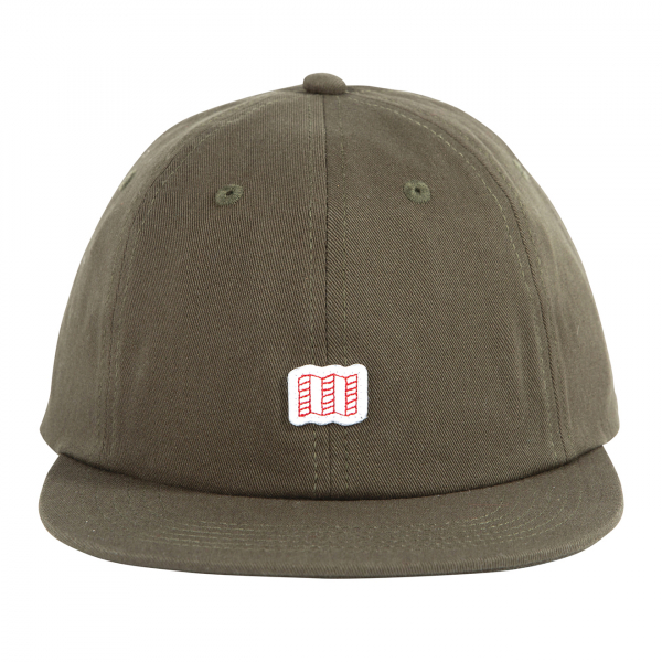 Topo Designs Mini Map Hat Olive