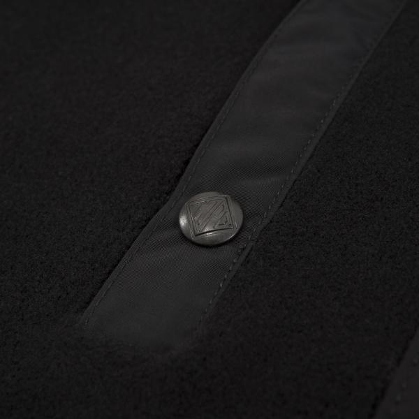 Topo Designs Mountain Fleece Black
