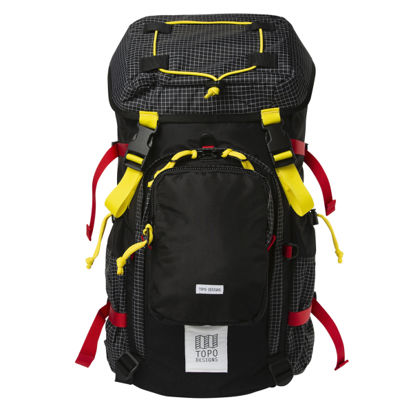 Topo Designs Subalpine Pack Backpack 28L Black