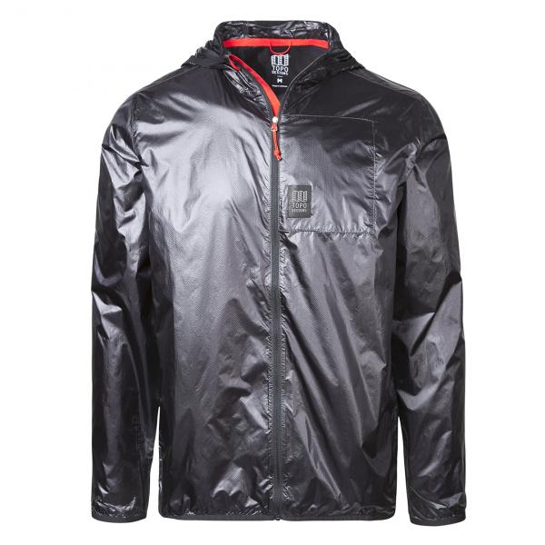 Topo Designs Ultralight Jacket Black