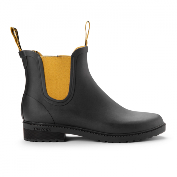 Tretorn Womens Chelsea Classic Boot Black Harvest