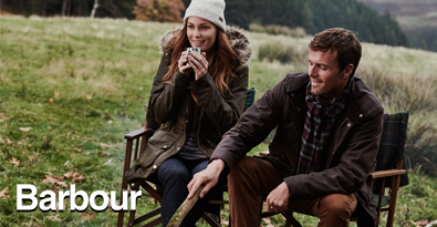 Barbour Country Clothing For Men and Women