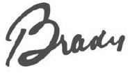 Brady Bags Logo