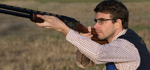Brett Davies Clay Pigeon Shooter