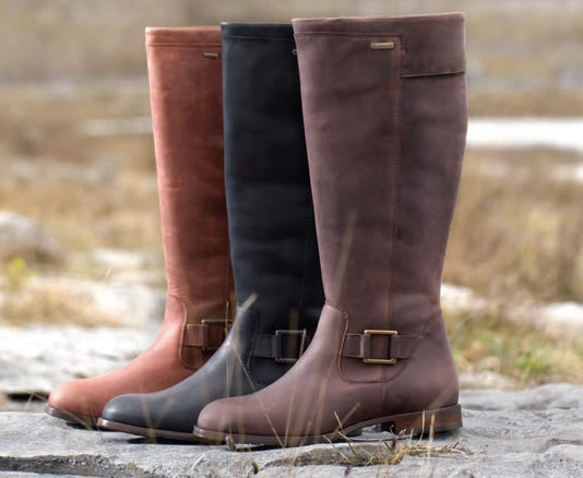 Selection of Dubarry Boots