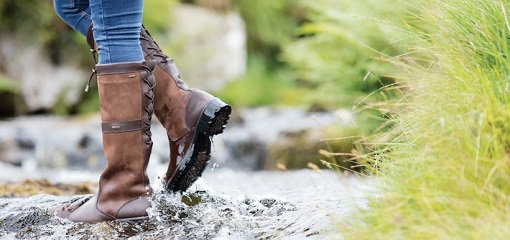 Dubarry Womens Weatherproof Boots