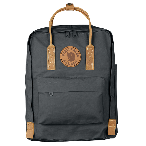 Fjallraven Kanken No. 2 Super Grey