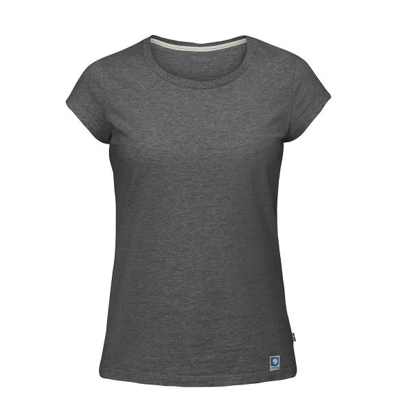 Fjallraven Womens Greenland T-Shirt Dark Grey