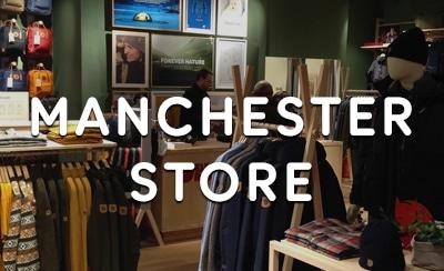 Fjällräven Manchester Store
