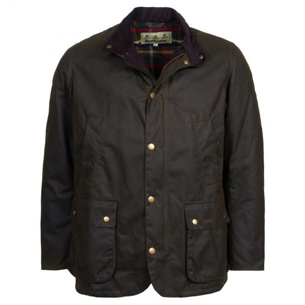 Barbour Brandreth Wax Jacket Olive