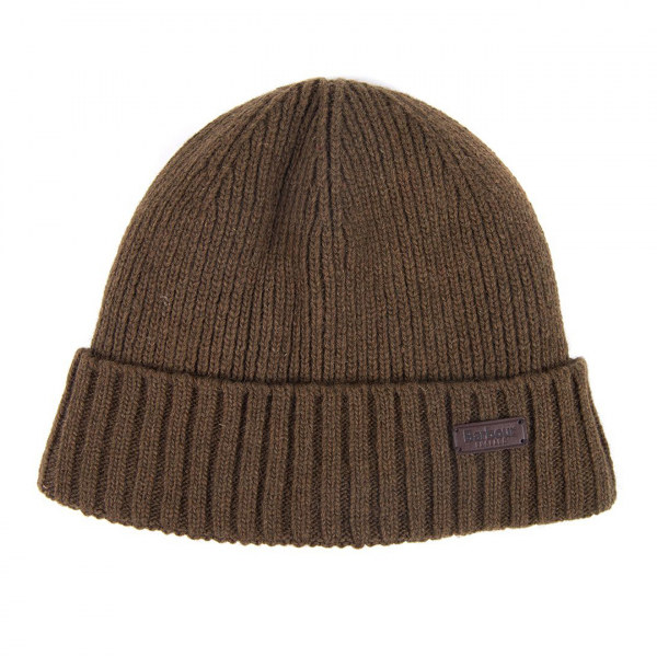 Barbour Carlton Beanie Hat Fossil