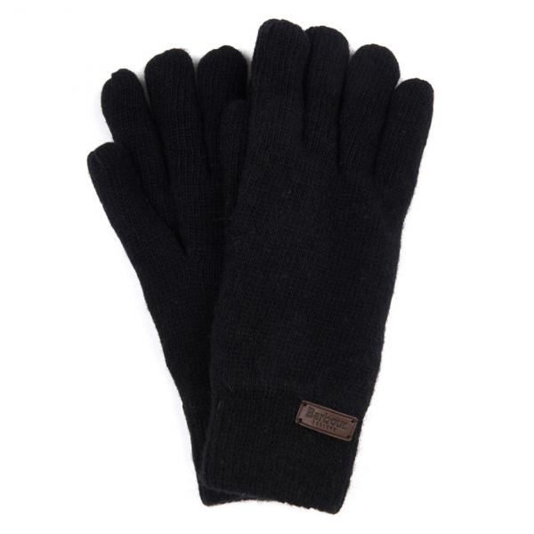 Barbour Carlton Gloves Black