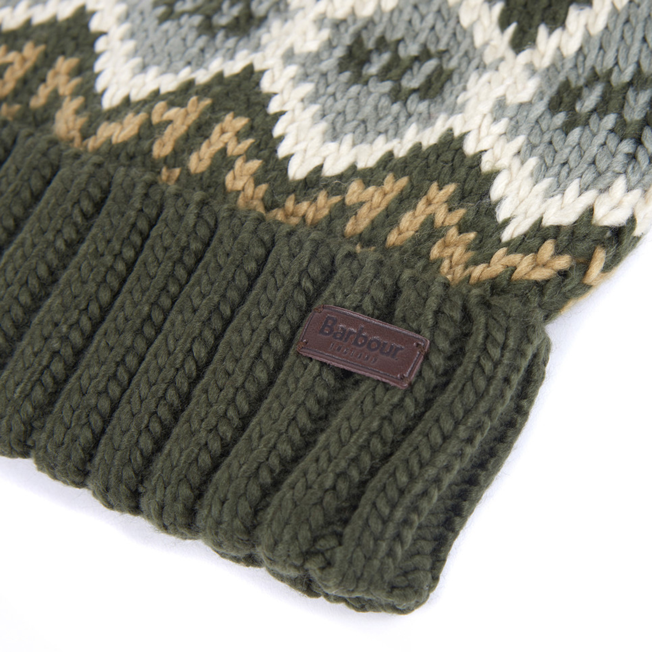 barbour wooly hat