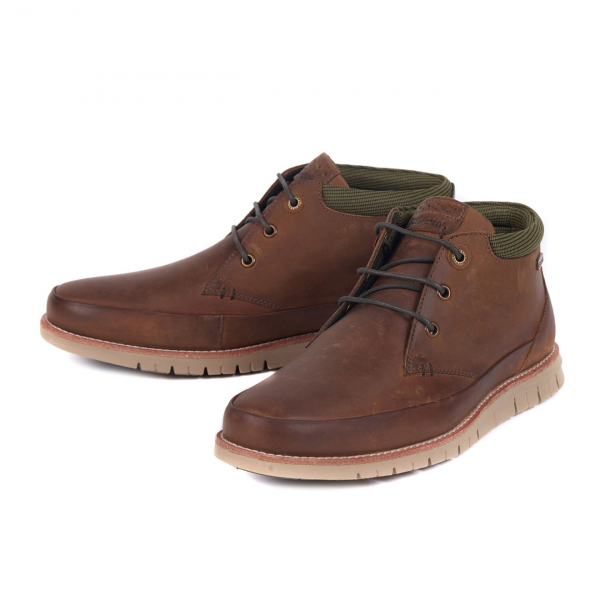 Barbour Nelson Boot Choco
