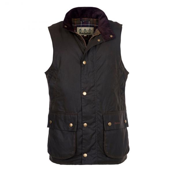 Barbour New Westmorland Wax Jacket Olive