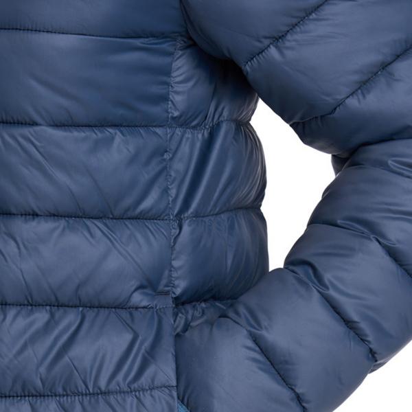 Barbour Penton Quilt Jacket Moody Blue