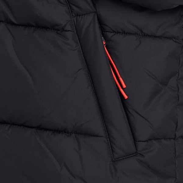 Barbour Switun Quilted Jacket Black